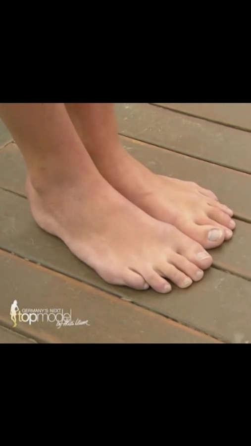 Vanessa Fuchs Feet