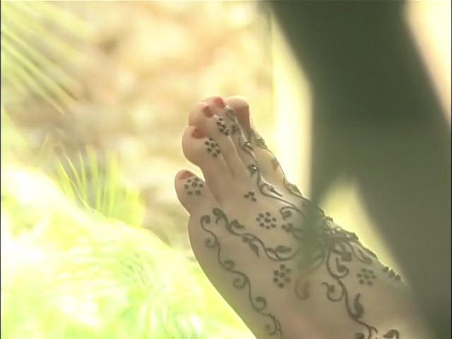 Stacy Carpenter Feet