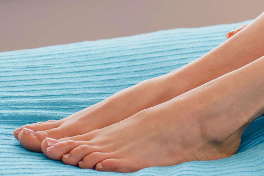 Adel Morel Feet
