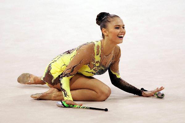 Alina Kabaeva Feet