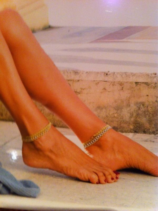 Pamela Prati Feet