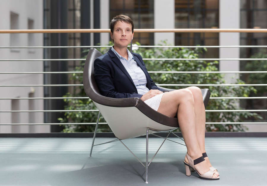 Frauke Petry Feet
