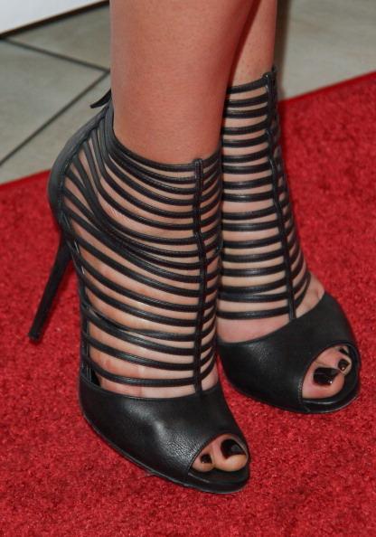 Natalie Evamarie Feet