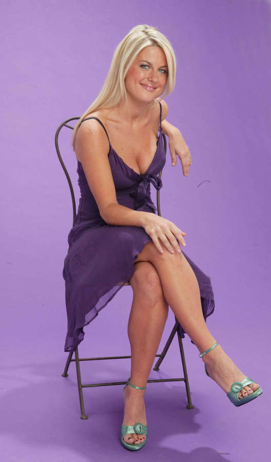 Georgina Bouzova Feet