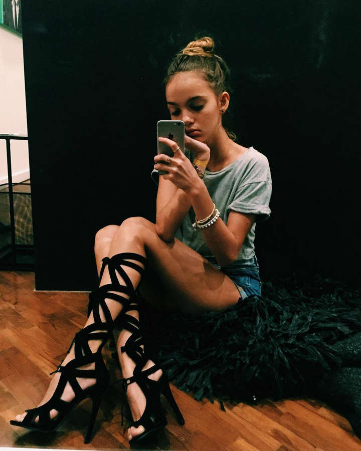 Inka Williams Feet