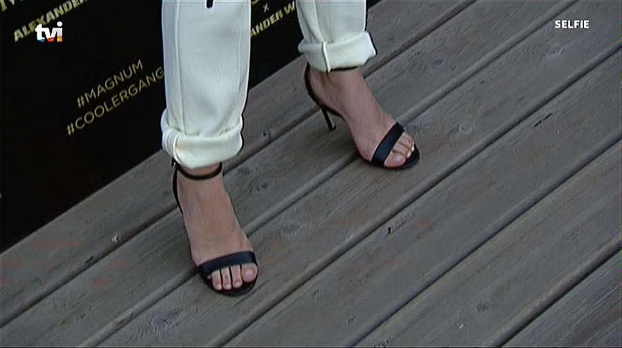 Joana Ribeiro Feet