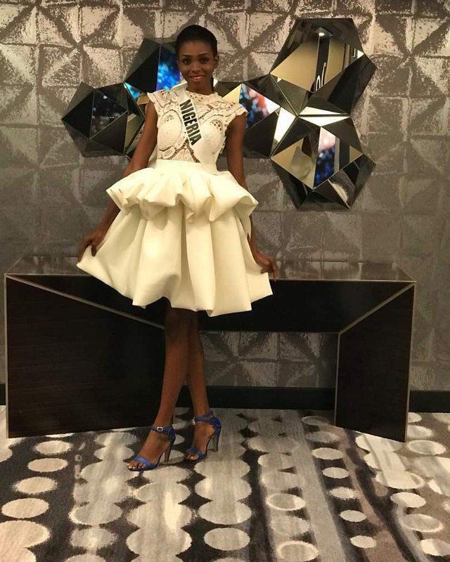 Stephanie Agbasi Feet