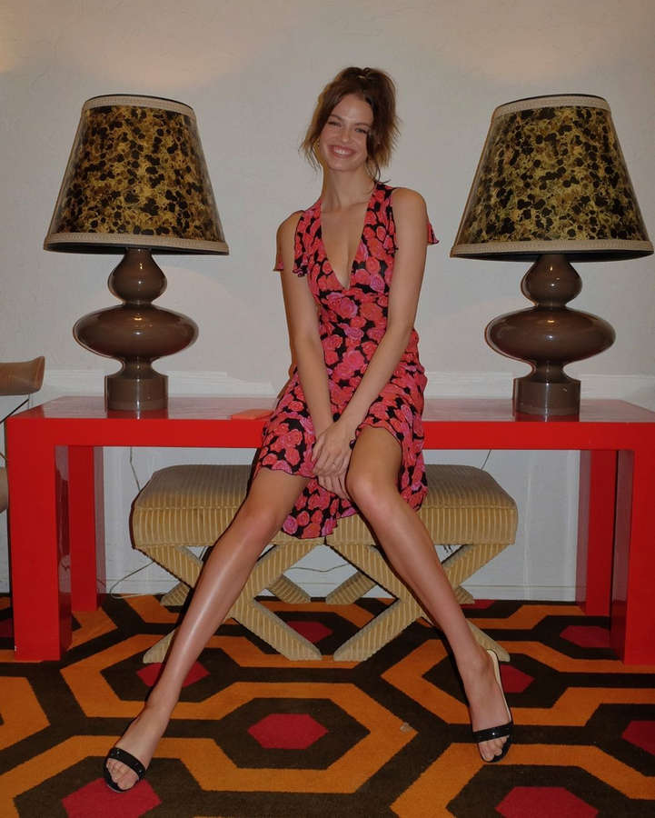 Hailey Clauson Feet