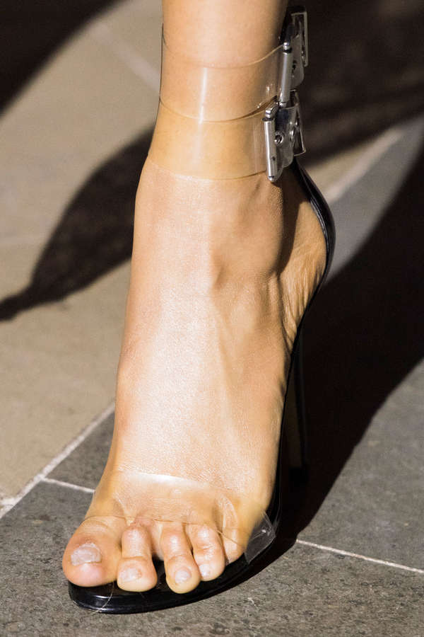 Alexandra Binaris Feet