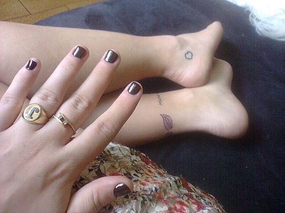 Jessica Esteves Feet
