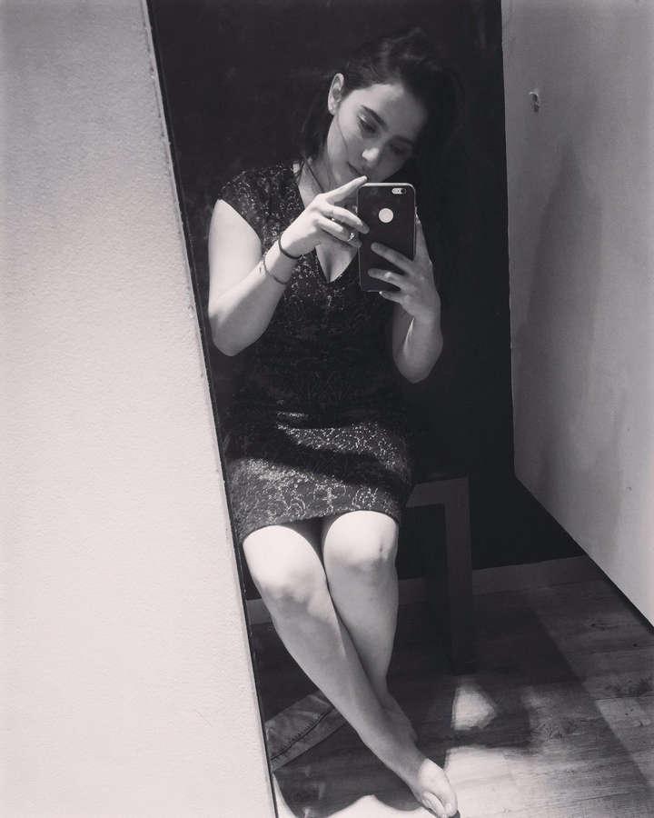 Alejandra Zaid Feet