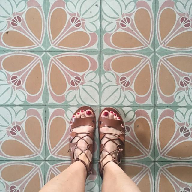 Juana Acosta Feet
