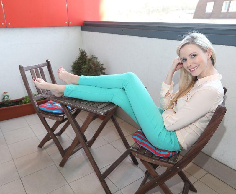 Tereza Jemelikova Feet