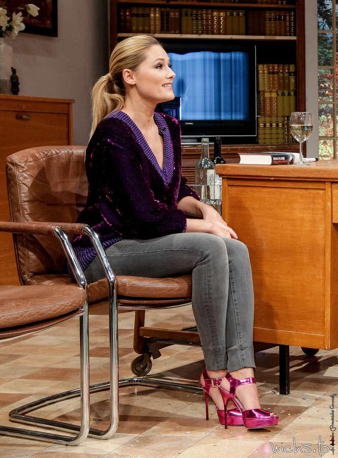 Helene fischer feet