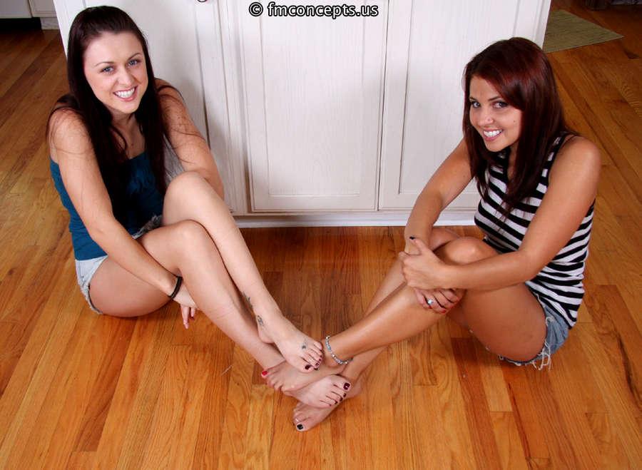 Johanna Dillon Feet