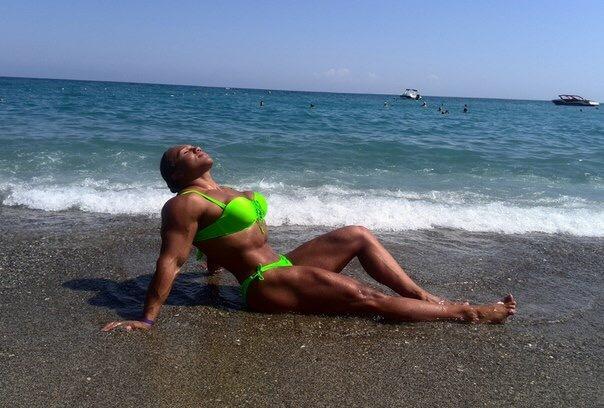 Natalya Trukhina Feet