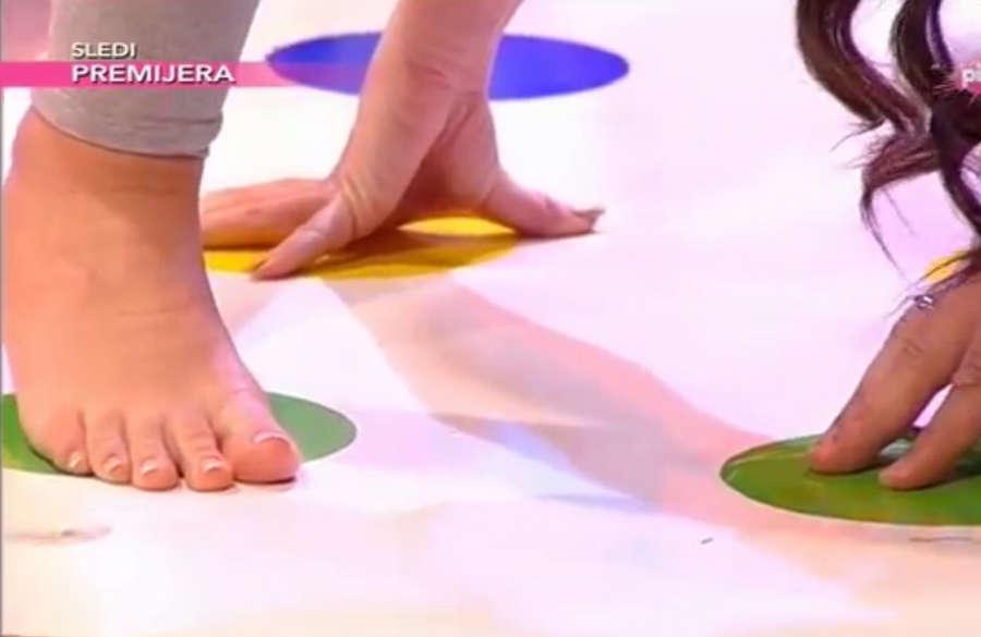 Stanija Dobrojevic Feet