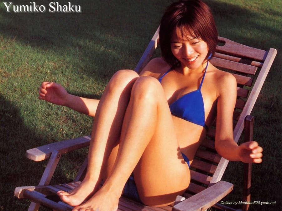 Yumiko Shaku Feet