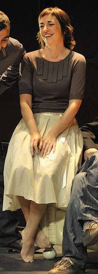 Agata Roca Feet