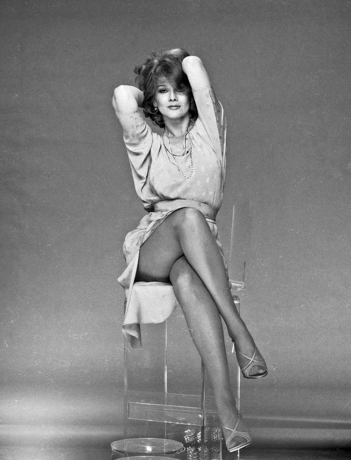 Ann Margret Feet
