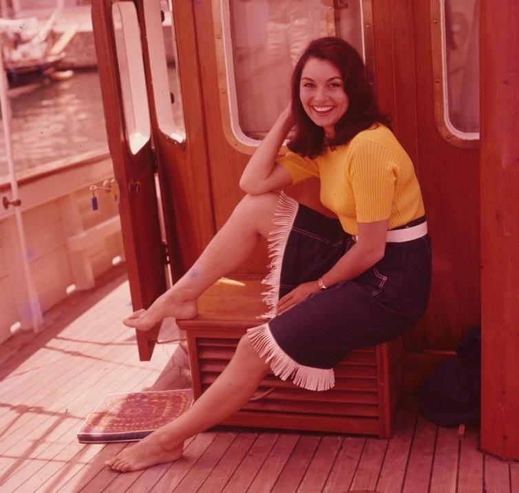 Rosanna Schiaffino Feet