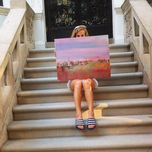 Annie Greenberg Feet