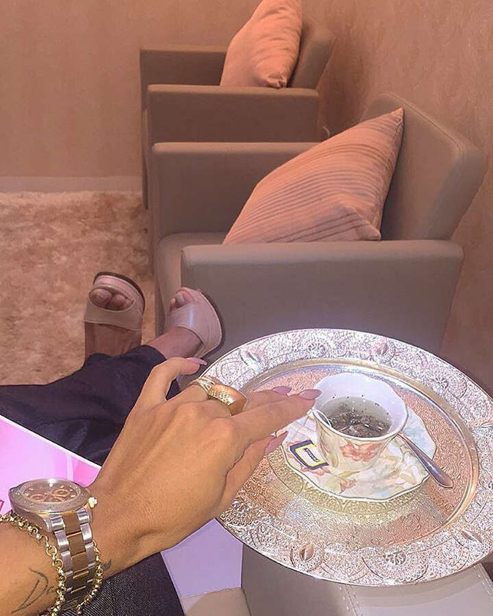 Janaina Santucci Feet