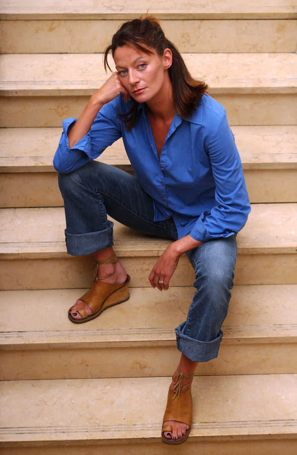 Michelle Gomez Feet