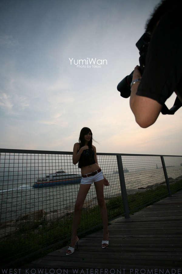 Yumi Wan Feet