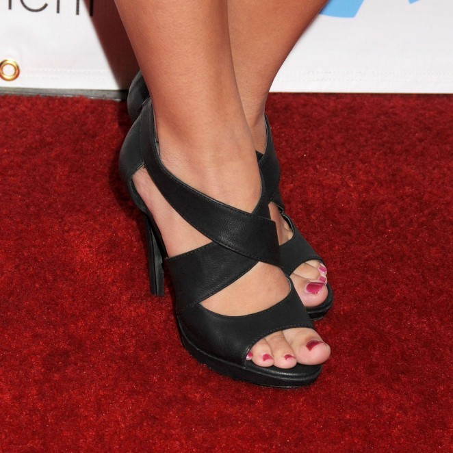 Haley Pullos Feet