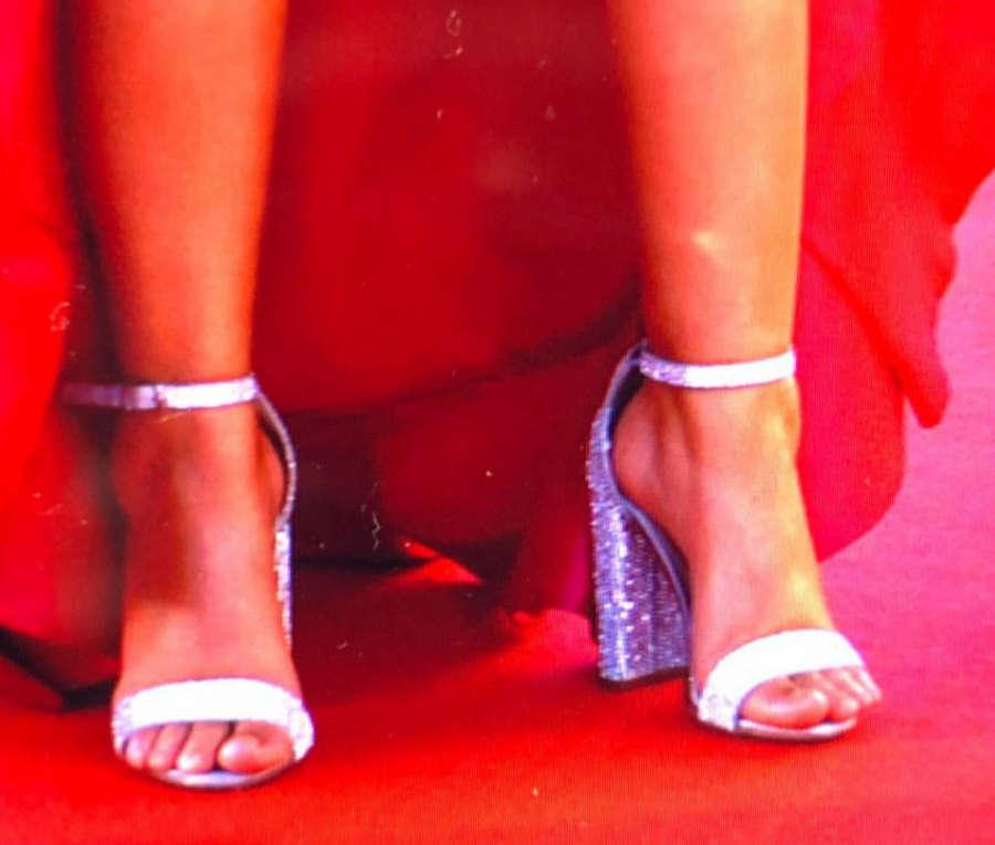 Eugenia Lemos Feet