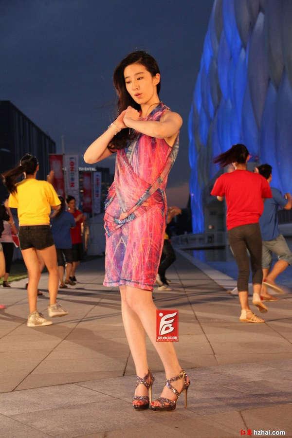 Yifei Liu Feet