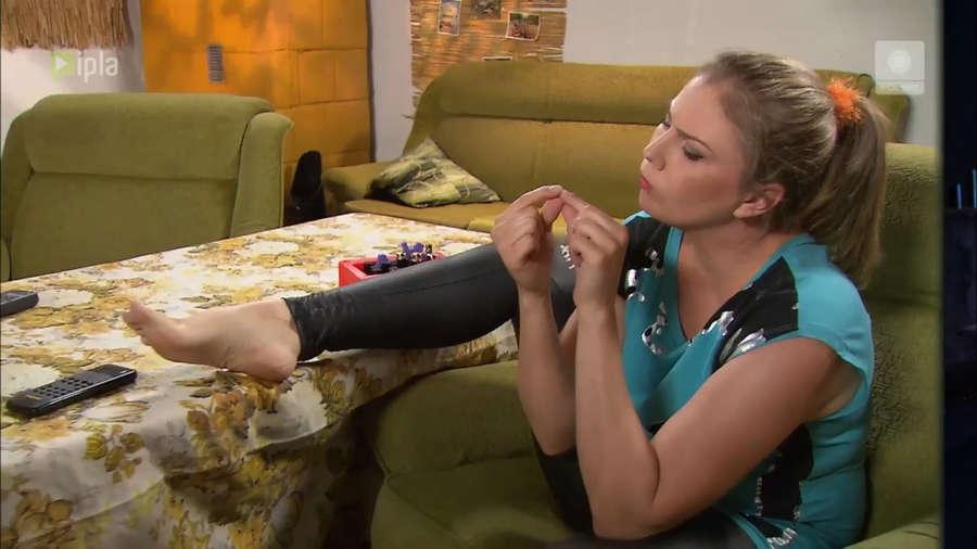 Barbara Mularczyk Feet