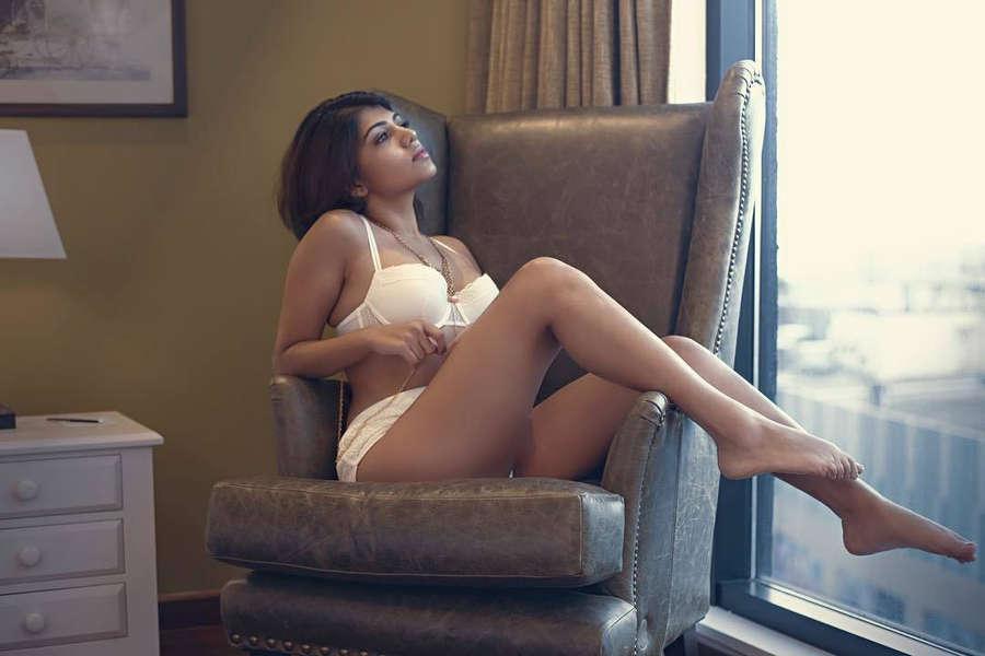 Navya Ramesh Feet