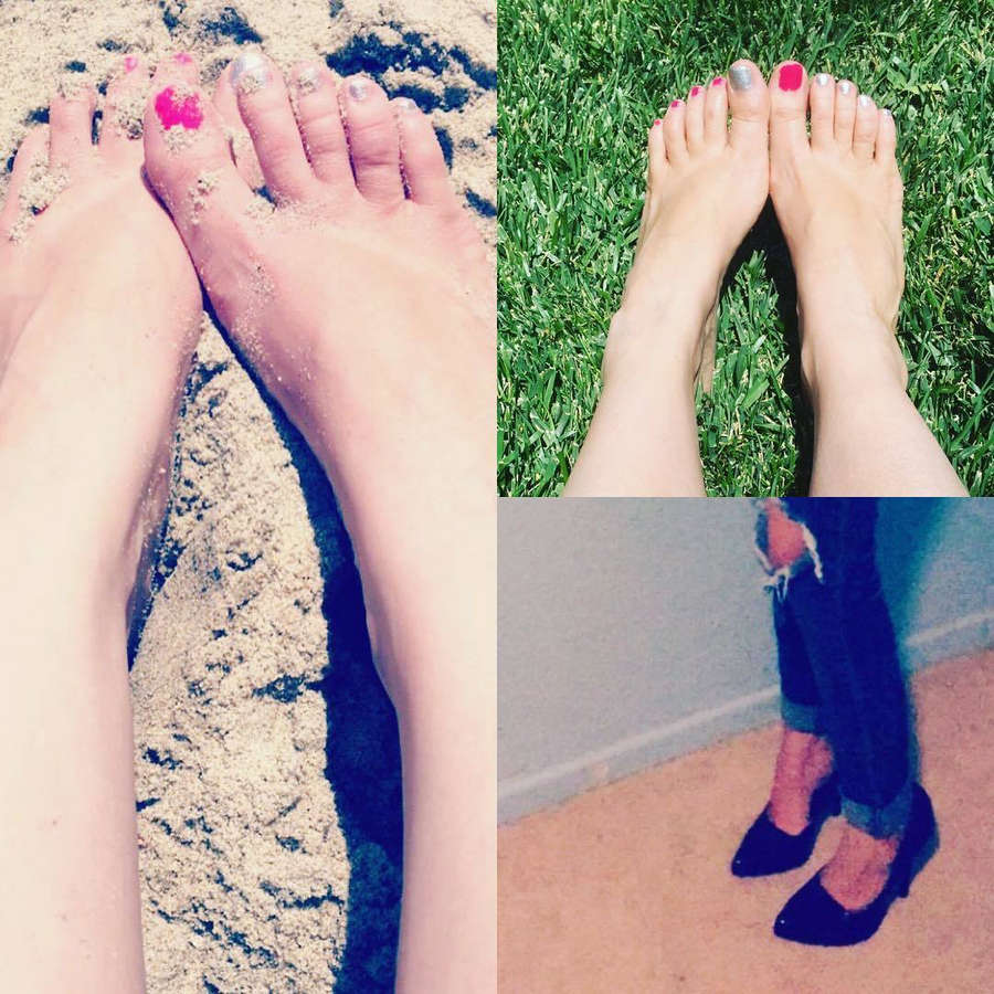 Ashley Campbell Feet