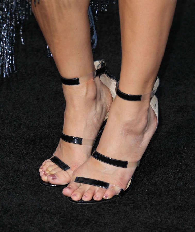 Michelle Lee Feet