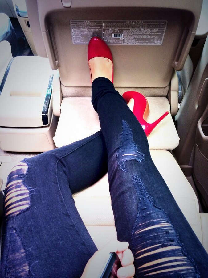 Anggun Feet