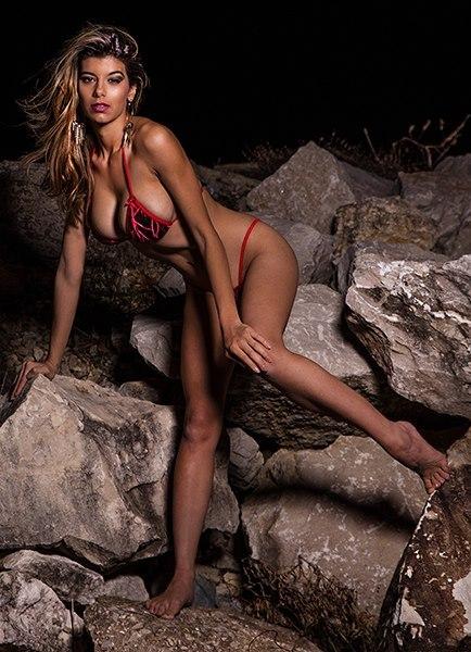 Ashley Salazar Feet