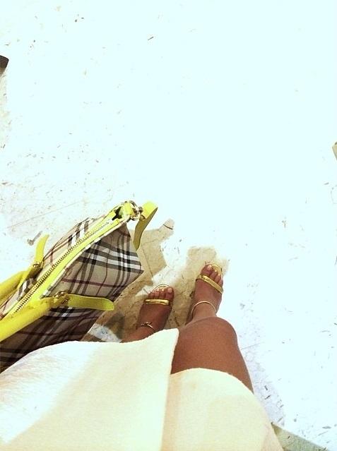 Alex Luisa Feet