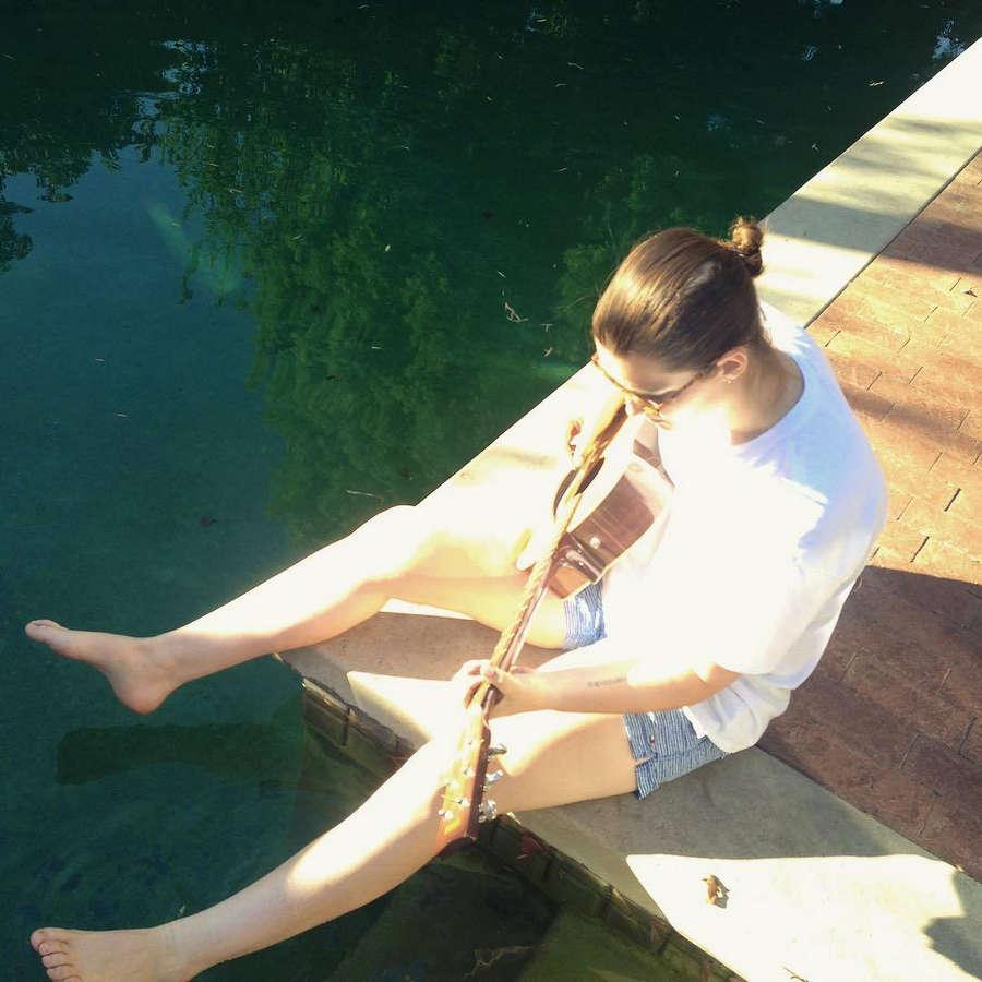 Grace Baldridge Feet