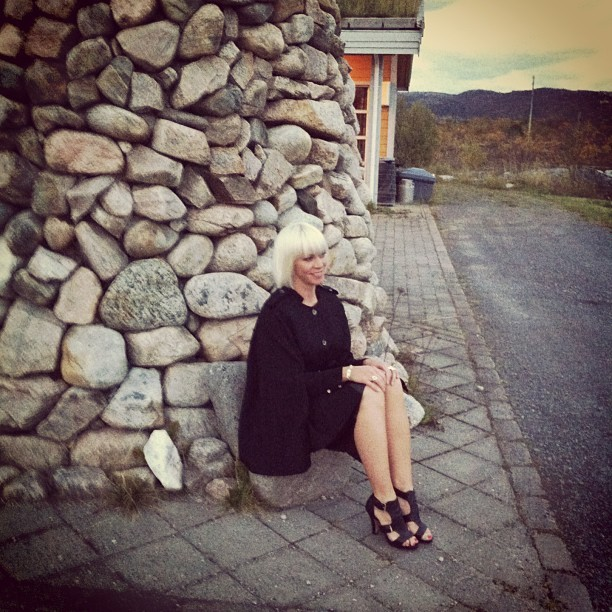 Marian Aas Hansen Feet
