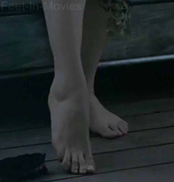 Agnes Jaoui Feet