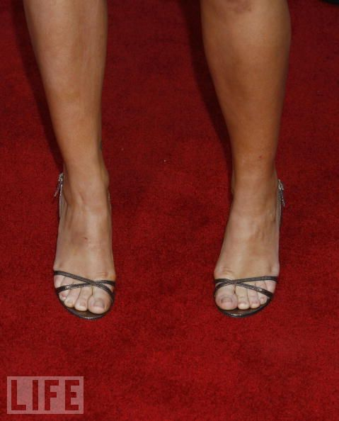Kathryn Hahn Feet