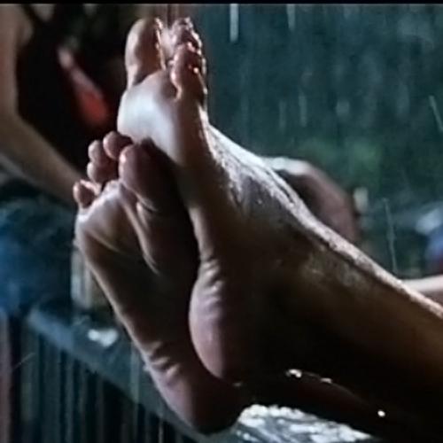 Sydney Tamiia Poitier Feet