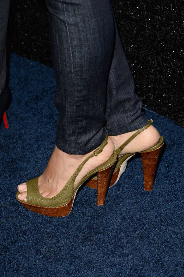 Stephanie Jacobsen Feet