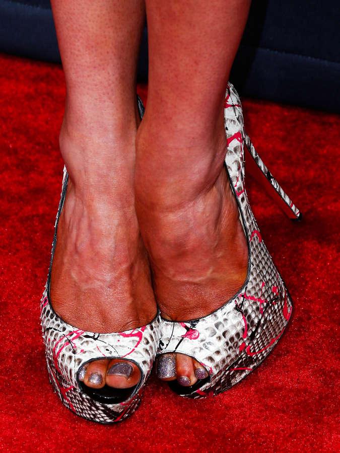 Syd Wilder Feet