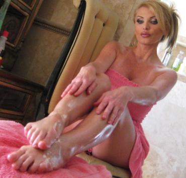 Taylor Wayne Feet