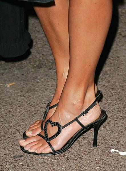 Ingrid Chauvin Feet