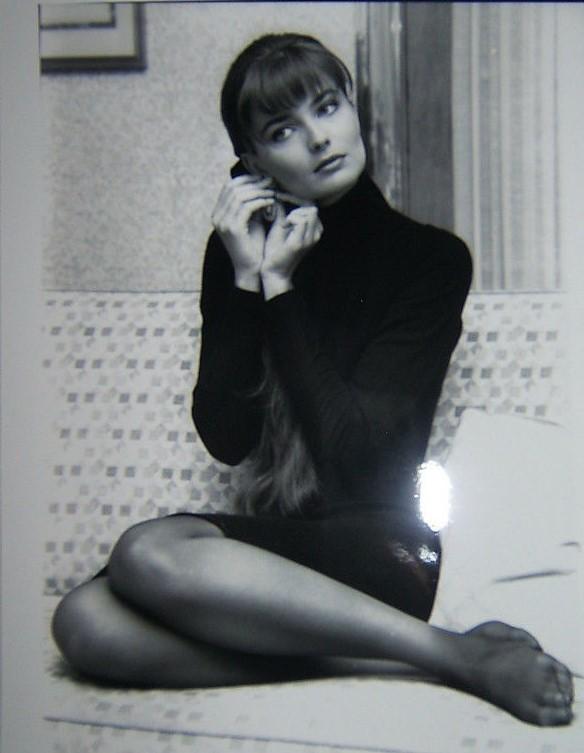 Paulina Porizkova Feet