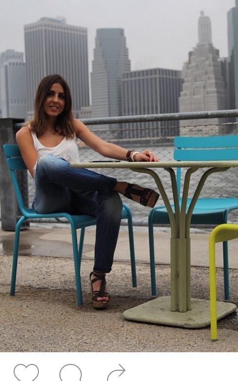 Noemi De Miguel Feet